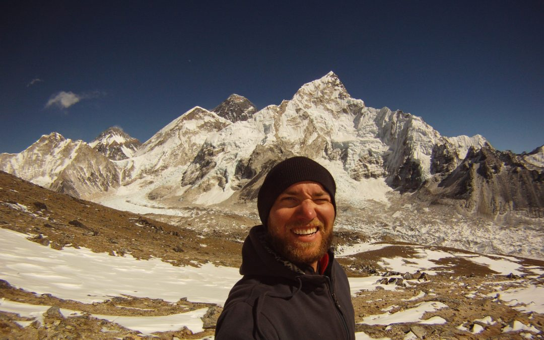 "Journey to the Top of the World: A Love/Hate Story ""Mount Everest and Gokyo Ri"""