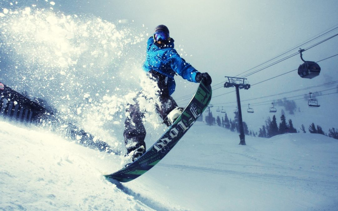 Learn how to Snowboard in 6 Easy Steps NOW! Full Instructional Video!
