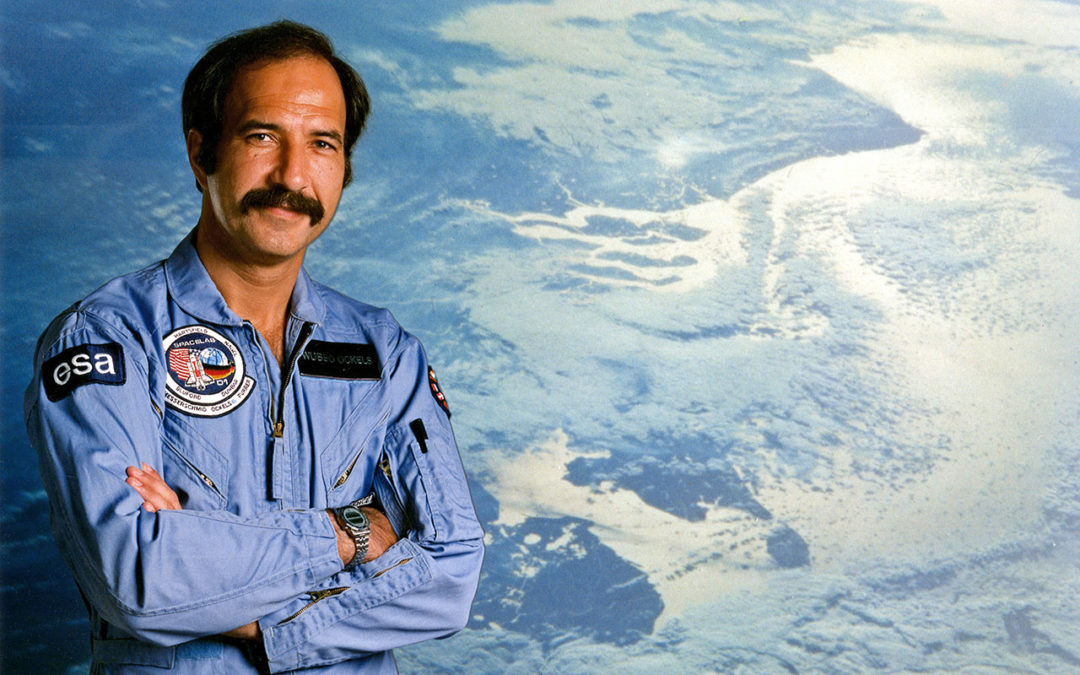 A Powerful Must Watch Final Speech from  Dutch Astronaut and Physicist Dr. Wubbo Ockels