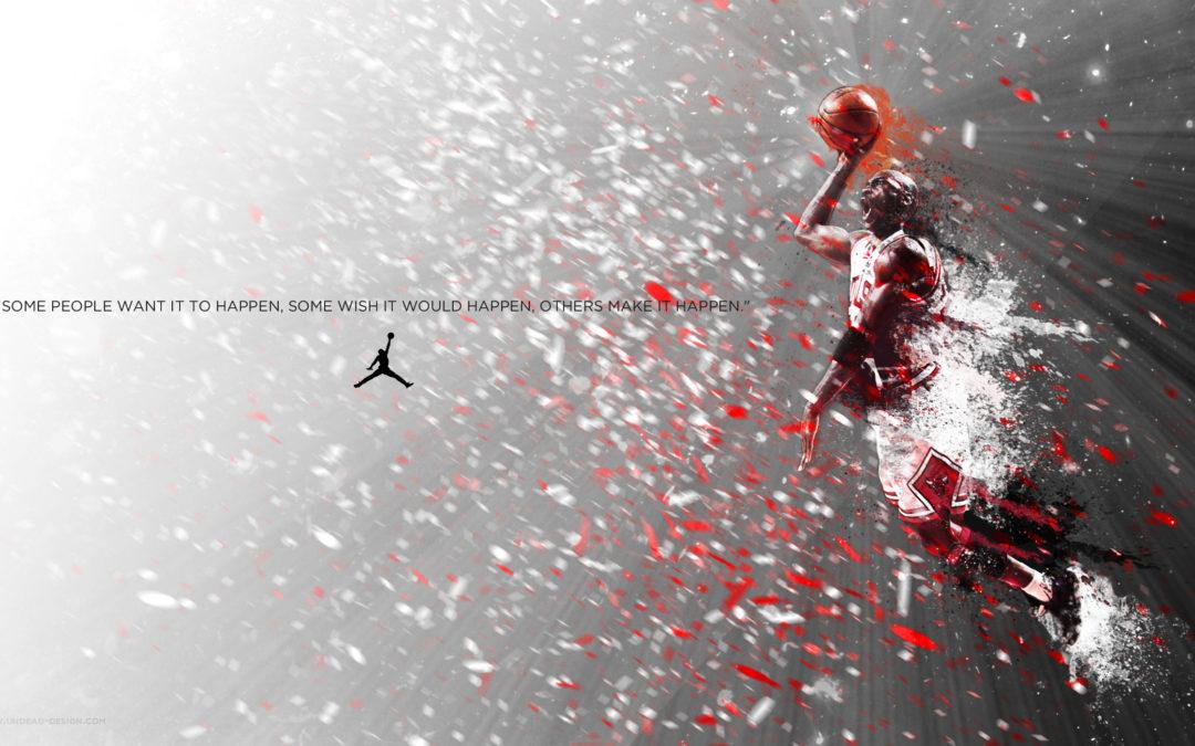 Michael Jordan Talking About Mastering the Mental Game of Sport
