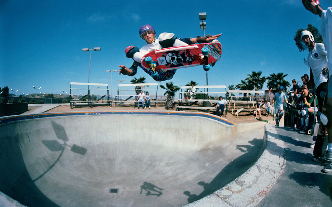 Tony Hawk: Mental Toughness and Landing the First 900 on a Skateboard Ever!