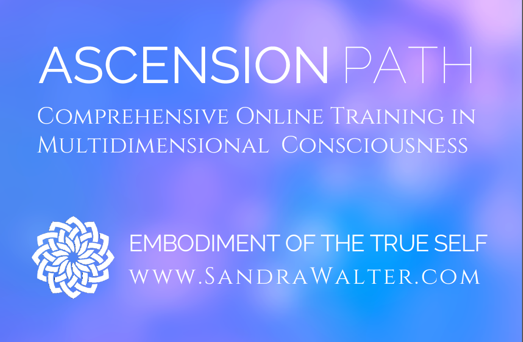 Sandra Walter's Ascension Path – Discount Link for July 2017