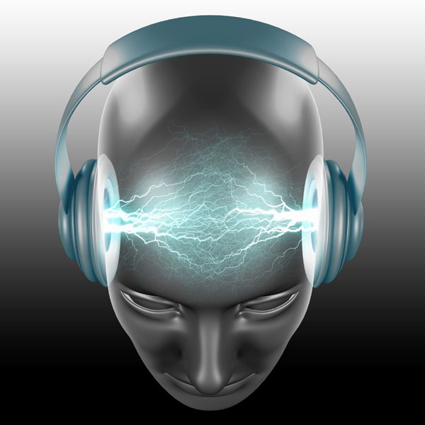 104 | How to Develop Intuition & Brain Power with Brainwave Entrainment, Binaural Beats & 3-D Sound