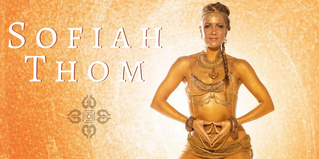 109 | Merging the Masculine and Feminine, Divine Empowerment and Sacred Dance with Sofiah Thom
