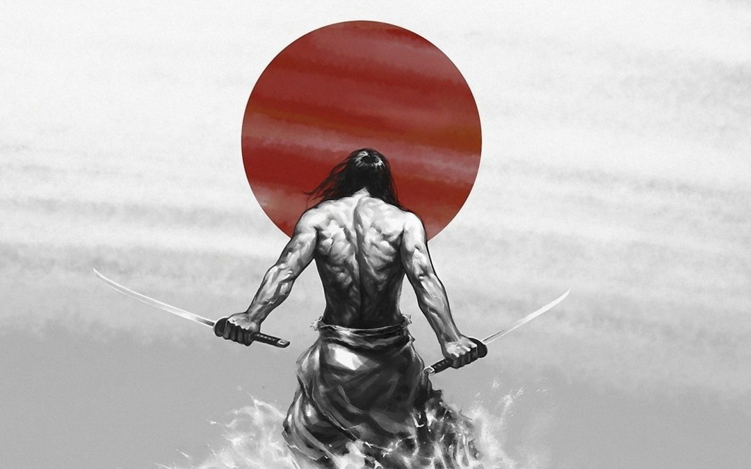The Art of the Modern Day Samurai Lee Davey on Matt Belair Podcast