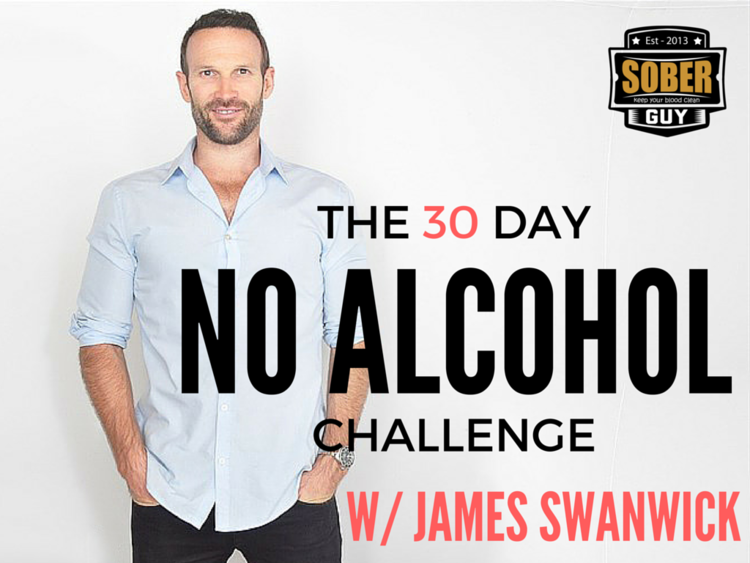 136 | The Benefits of a 30 Day No Alcohol Challenge and Getting Better Sleep