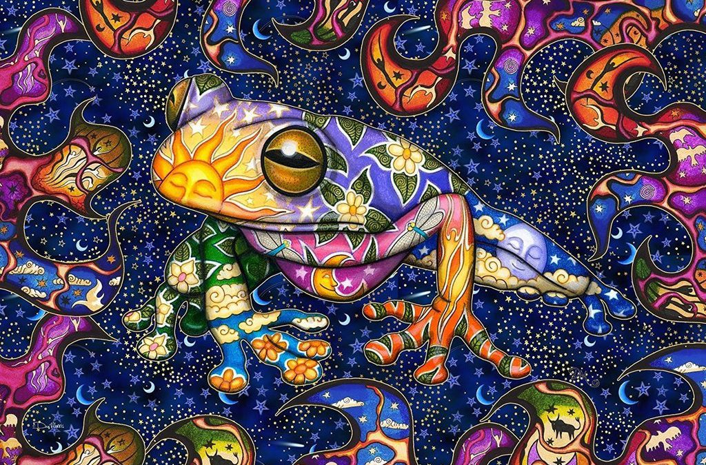 139 | Kambo Frog and Psychedelic Medicines: Everything You Need to Know to Start