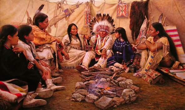 Native Elder Wisdom for Transforming the World