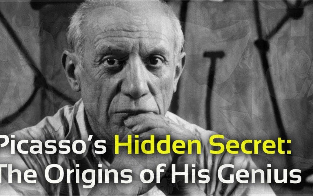 178 | Picasso's Hidden Secret: The Origins of His Genius with Bernie Taylor