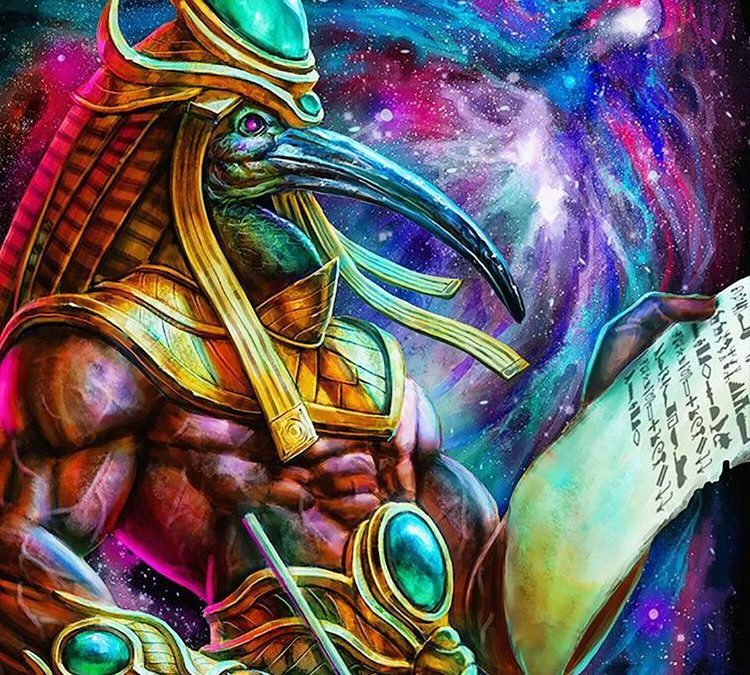 This Man Met Thoth & Lives To Tell About It – Matt Belair