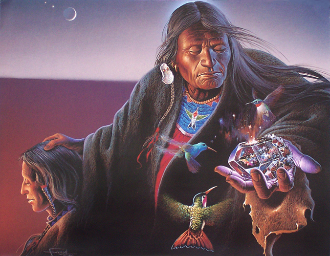 Indigenous Native American Elders of the Zuni and Mi'kmaq Share Ancient Star Knowledge