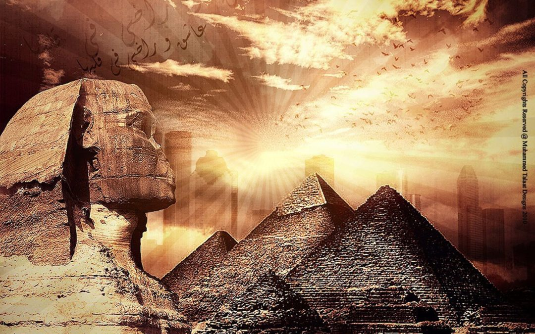 208 | The Ancient Egyptian Creation Story with Egyptologist Mohamed Ibrahim | Top Consciousness Podcast