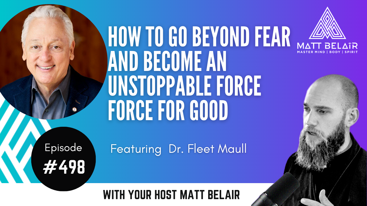 Dr. Fleet Maull on the Master Mind Body and Spirit Show